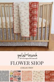 Boho Crib Bedding by Blog Petal And Branch