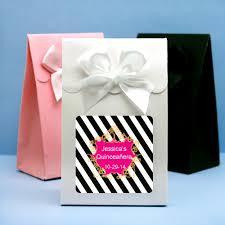quinceanera favors personalized quinceañera candy bag favor quinceañera party