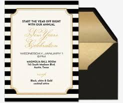 New Year Invitation Card New Year U0027s Eve Party Invitations Evite Com