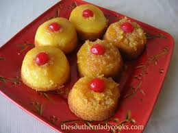 pineapple upside down cupcakes perfect individual portions