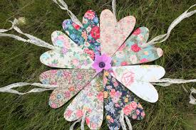 mannia u0026titta floral wood hearts rustic bohemian decorations