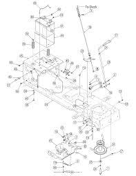 troy bilt 13bx60tg766 super bronco 2007 parts diagrams