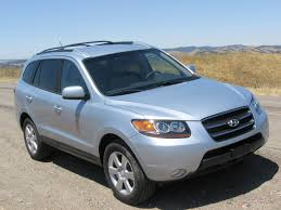 the 2007 hyundai santa fe is king of the middle of the road