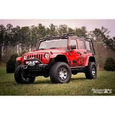 jeep wrangler unlimited flat fenders rugged ridge 11620 10 all terrain flat fender flare kit 07 15