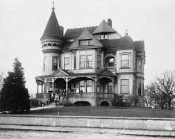 Queen Anne Style Home by Pcad Pontius Rezin And Margaret J House Cascade Seattle Wa