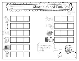 Printable Short Vowel Worksheets Worksheet Silent E Worksheet Fiercebad Worksheet And Essay Site