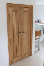 Kitchen Cabinet Doors Uk Best 25 Solid Oak Internal Doors Ideas On Pinterest Oak Doors