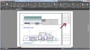 drawing layout en espanol autocad 2017 help plot a drawing layout video