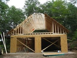 garage with loft blueprints designs garages apartment plan