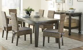 chic dining room scott living industrial chic dining set haynes furniture