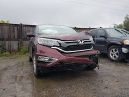 totaled jeep grand cherokee 10 month old crv so upset