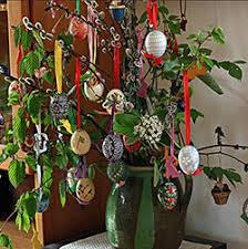 german easter egg tree what s so special german easter celebrations