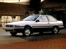 for toyota toyota levin ae86 coupe car pictures