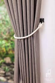 Window Tre Tie Back Curtains Window Treatments Birdie Curtain Tie Back