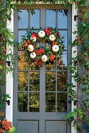fall wreath ideas fall wreath ideas southern living