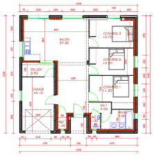 plan maison simple 3 chambres plan de maison simple great house plan maison jumele