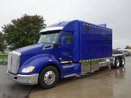 Sleeper Trucks With Bathrooms New Trucks Ari Legacy Sleepers