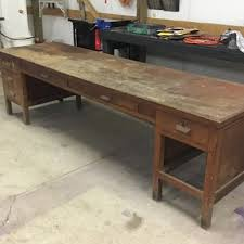 Small Vintage Desk Antique And Vintage Desks Collectors Weekly