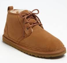ugg mens shoes on sale ugg australia neumel chestnut brown suede low boots mens 9 ebay