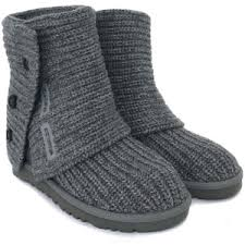 s cardy ugg boots grey ugg cardy grey boots ugg australia polyvore