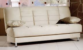 vegas rainbow beige convertible sofa bed by sunset