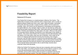 technical feasibility report template 8 easibility report format hvac resumed