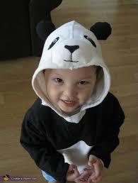 Panda Bear Halloween Costume Panda Bear Halloween Costume