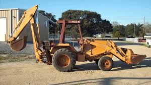 1994 case 580 super k backhoe youtube