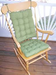 padding for rocking chair ideas home u0026 interior design