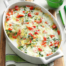 christmas breakfast brunch recipes christmas breakfast casserole recipe taste of home