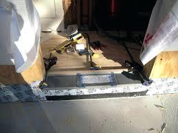 Replacing An Exterior Door Threshold Entry Door Threshold Carlislerccar Club