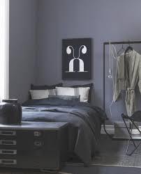 dunkles schlafzimmer haus renovierung mit modernem innenarchitektur kühles dunkles
