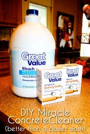 Patio Cleaning Tips Best 25 Concrete Cleaner Ideas On Pinterest Cleaning Concrete