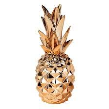 dã coration mariage ananas doré accessoire deco mariage home