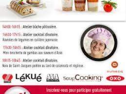 ad hauc cuisine ateliers cuisine samedi 15 décembre à tarbes 65 dans le magasin ad