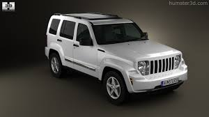 liberty jeep 2008 360 view of jeep liberty cherokee 2008 3d model hum3d store