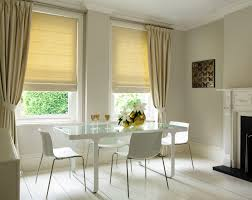 soft roman blinds the finishing touch brittanymakes kitchen 2