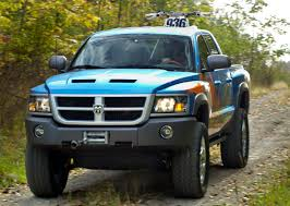 Dodge Dakota Race Truck - 2007 sema dodge dakota mx warrior concept