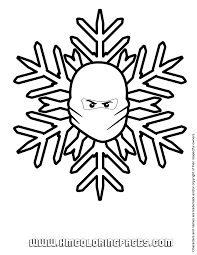 snowflake coloring ngbasic