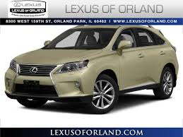 cars similar to lexus rx 350 2017 lexus rx 350 for sale in orland park