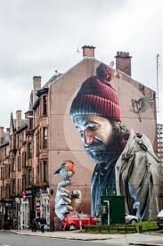 Bordeaux Street Art Street Art In Glasgow Part 2 Annie Bananie En Europe