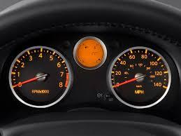 sentra nissan 2009 image 2009 nissan sentra 4 door sedan man se r spec v instrument