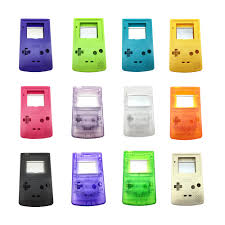 Nintendo Gameboy Color Replacement Case Retro Game Store Australia Gameboy Color