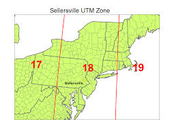 utm zone map project 1 sle report