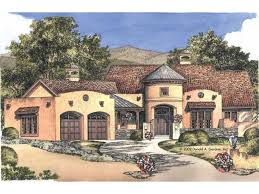 adobe style house plans eplans adobe house plan a santa fe design 2843 square and