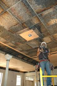 Ceiling Tile Installation Tin Ceiling Tiles A Brief History Decorative Ceiling Tiles