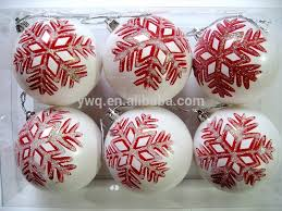 sublimation ornaments balls sublimation