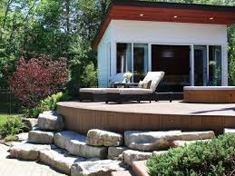 Large Patio Design Ideas by Custom Deck Options Hgtv