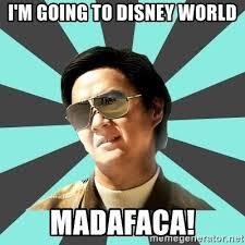 Disney World Meme - going to disney world meme