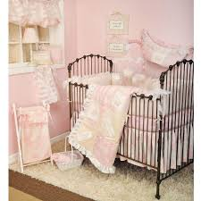 bedding set finest pink and grey crib bedding target inviting